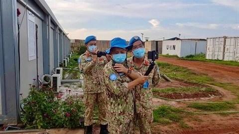 Les installations sanitaires du Vietnam au Soudan du Sud saluees hinh anh 2