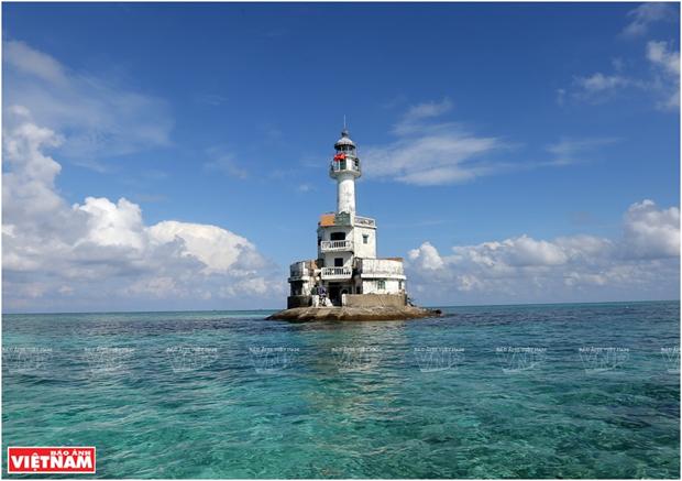 La vie paisible sur l'archipel Truong Sa (Spratleys) hinh anh 1