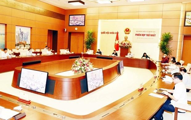 Le Conseil electoral national convoque sa premiere reunion hinh anh 1