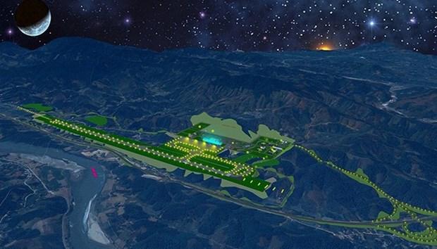 Pour la construction de l'aeroport de Sa Pa a Lao Cai hinh anh 1