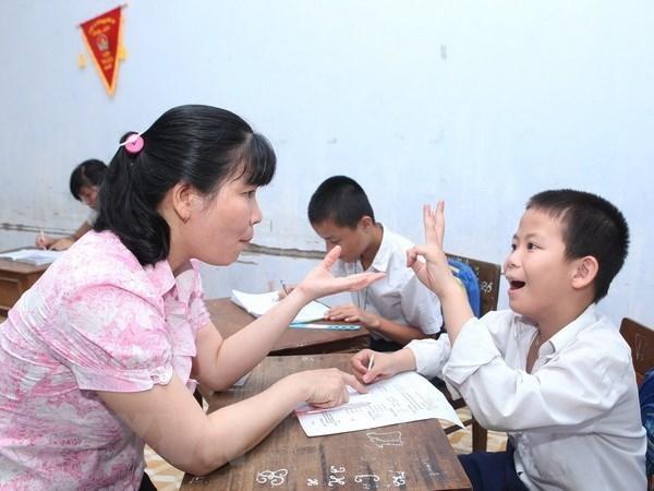 Le PM approuve le programme de soutien aux personnes handicapees hinh anh 1