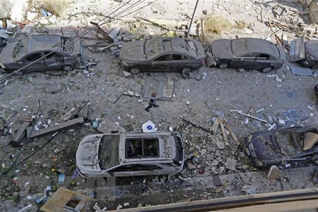 Explosions au Liban : le Vietnam est pret a proteger ses citoyens hinh anh 1
