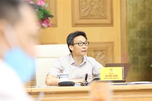 Les autorites locales appelees a accroitre la responsabilite dans la lutte anti-COVID-19 hinh anh 1