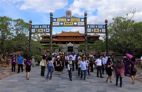 A Hue, le tourisme veut se remettre en selle grace au velo hinh anh 2