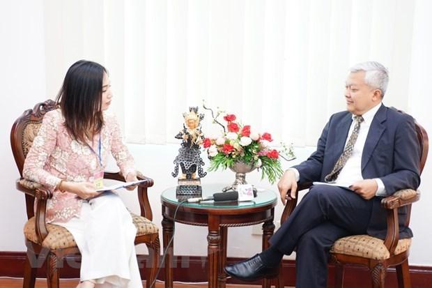 Le Vietnam maintient le processus de cooperation de l'ASEAN malgre la pandemie hinh anh 1