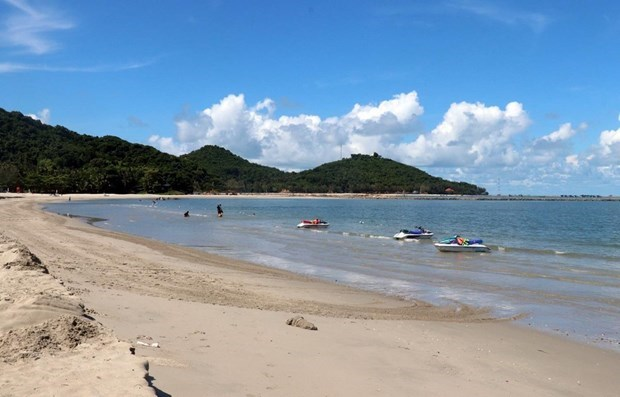 Kien Giang voit une augmentation des arrivees touristiques en juillet hinh anh 1