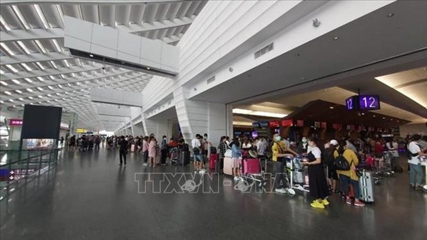 Des citoyens vietnamiens a Taiwan (Chine ) et a Singapour rapatries hinh anh 1