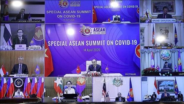 L'ASEAN fete le 53e anniversaire de sa fondation hinh anh 1