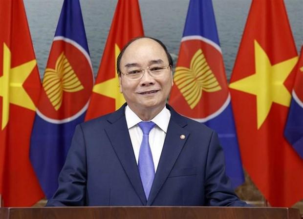 Message du PM en l'honneur de l'anniversaire de l'ASEAN hinh anh 1