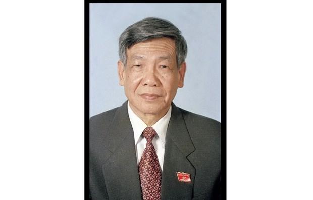 Communique special sur le deces de l'ancien secretaire general du Parti Le Kha Phieu hinh anh 1