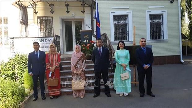 Promotion des relations entre l'ASEAN et l'Ukraine hinh anh 1