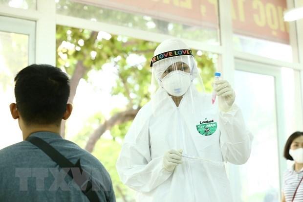 Le Vietnam confirme le 16e deces du COVID-19 hinh anh 1