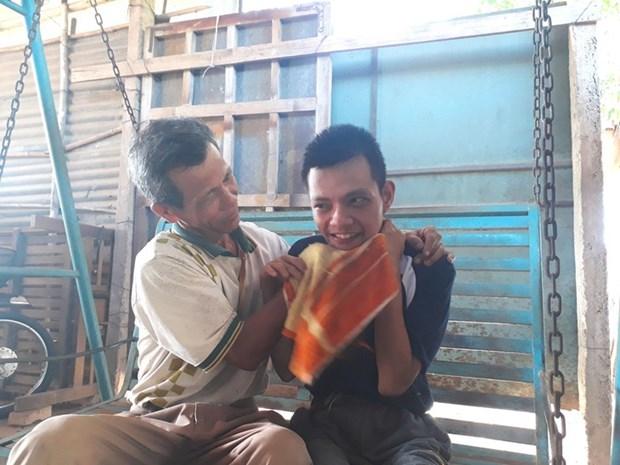 Offrir un meilleur avenir aux victimes de l'agent orange hinh anh 1