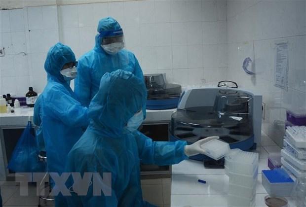 Quatorze nouveaux cas de COVID-19 confirmes, 13 lies a Da Nang hinh anh 1