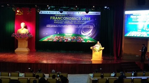 """Les """"smart-up"""" a l'etude aux Franconomics 2020 hinh anh 1"""