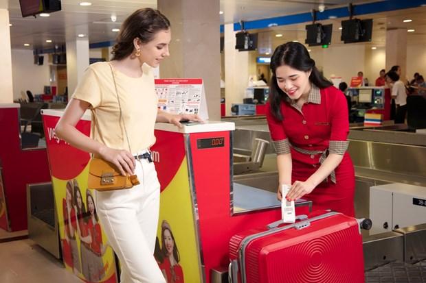 Vietjet offre des bagages enregistres gratuits sur tous les vols interieurs hinh anh 2