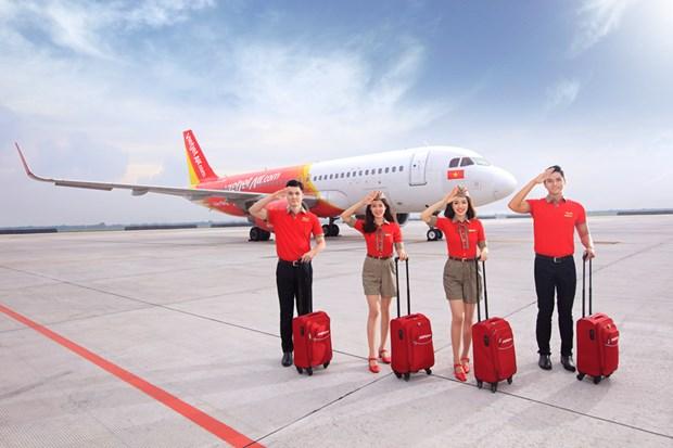 Vietjet offre des bagages enregistres gratuits sur tous les vols interieurs hinh anh 1
