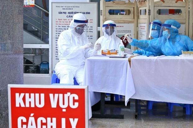 Le Vietnam rapporte 22 nouveaux cas de Covid-19 et deux deces hinh anh 1