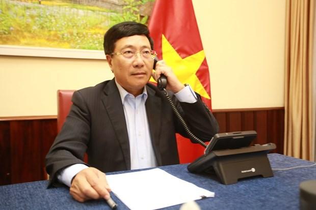 Le Vietnam veut renforcer ses liens avec l'Arabie saoudite hinh anh 1