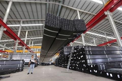 La siderurgie vietnamienne cherche a tirer parti de l'EVFTA hinh anh 1