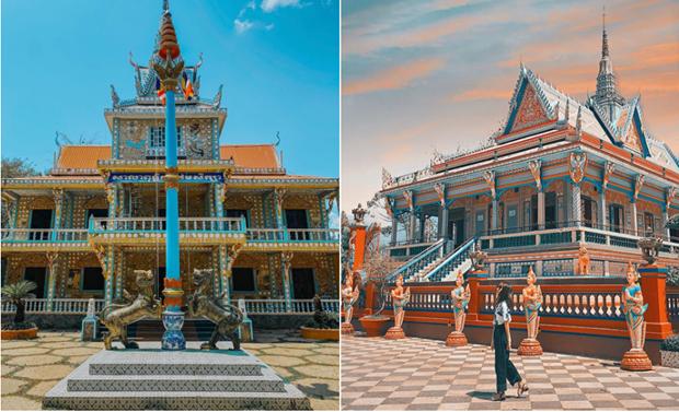 A la decouverte des pagodes khmeres du Sud-Ouest hinh anh 6