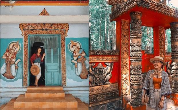 A la decouverte des pagodes khmeres du Sud-Ouest hinh anh 3