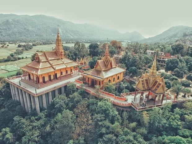 A la decouverte des pagodes khmeres du Sud-Ouest hinh anh 5