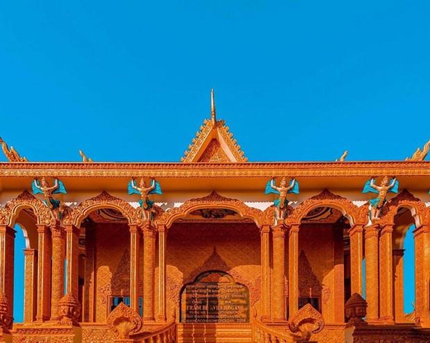 A la decouverte des pagodes khmeres du Sud-Ouest hinh anh 4