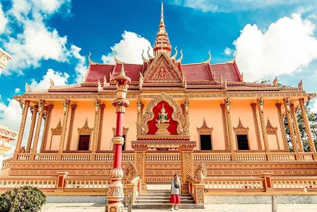 A la decouverte des pagodes khmeres du Sud-Ouest hinh anh 1