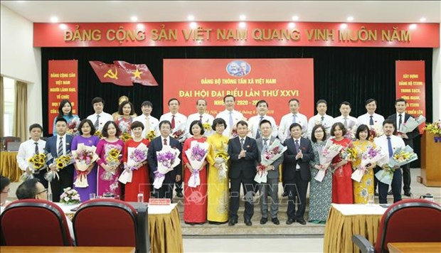 La VNA determinee a devenir la premiere agence de presse multimedia du Vietnam hinh anh 1
