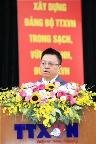 La VNA determinee a devenir la premiere agence de presse multimedia du Vietnam hinh anh 3