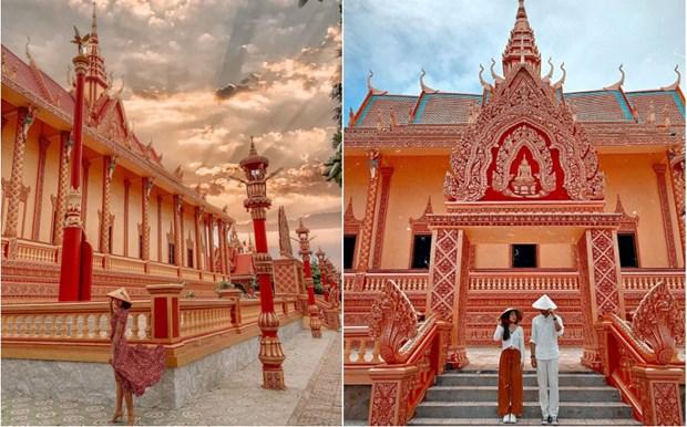 A la decouverte des pagodes khmeres du Sud-Ouest hinh anh 2