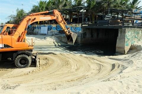 Da Nang met le paquet sur l'assainissement des eaux usees hinh anh 2