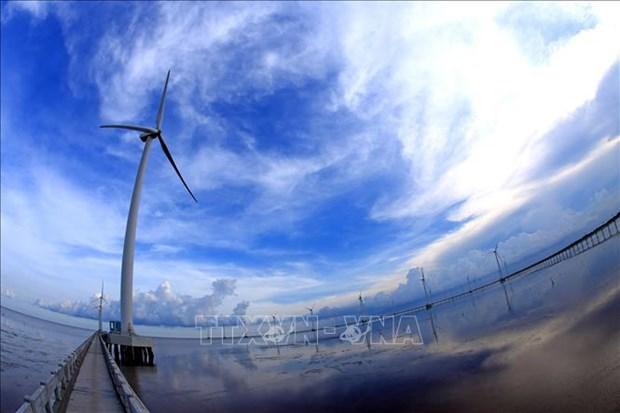 Les entreprises petrolieres misent sur l'eolien au large hinh anh 2