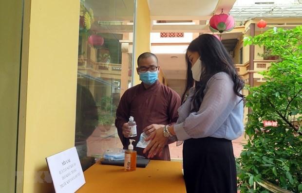 Fete Vu Lan : L'Eglise bouddhique du Vietnam suggere des rassemblements virtuels hinh anh 1