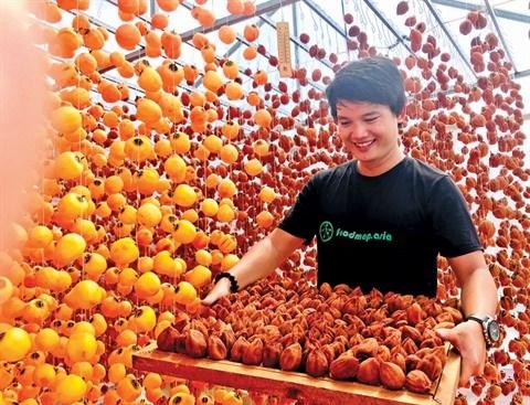 Foodmap dessine une carte alimentaire vietnamienne hinh anh 2