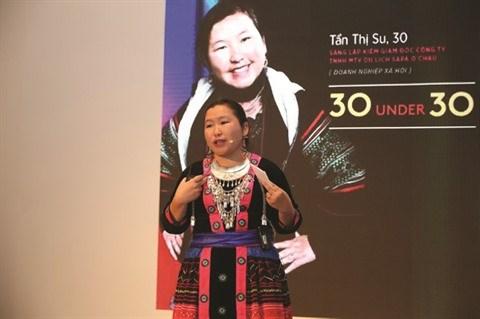 Sapa O'Chau, une entreprise sociale et solidaire a Lao Cai hinh anh 1