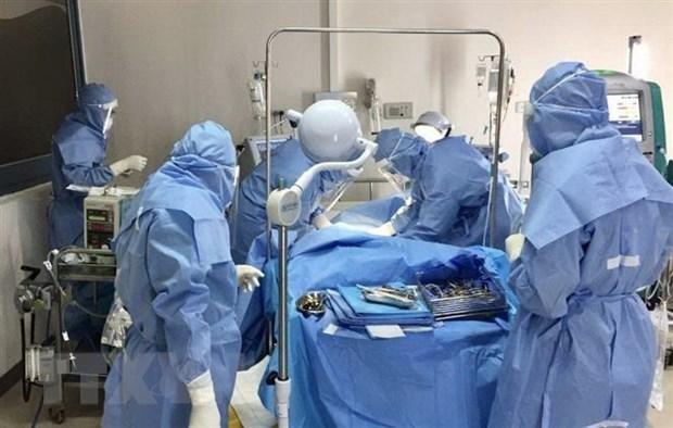 29 autres patients atteints de COVID-19 annonces gueris hinh anh 1