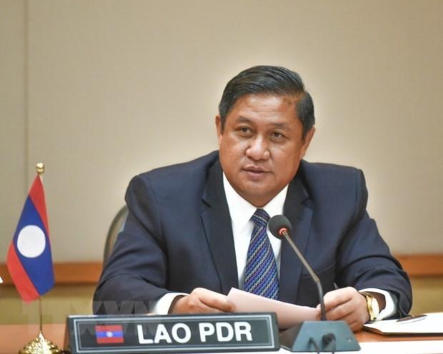 Le Laos apprecie les contributions du Vietnam a l'ASEAN hinh anh 1