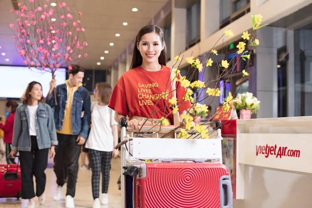Vietjet pour visiter le Vietnam pendant le Tet a prix allechants hinh anh 1