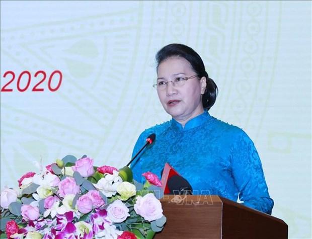 Celebration des 75 ans du Congres des representants du peuple de Tan Trao hinh anh 1