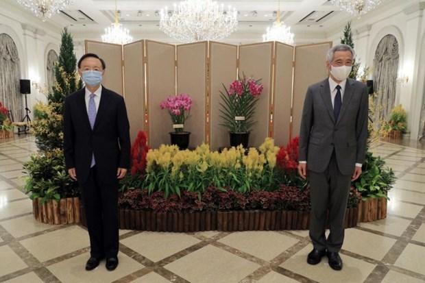 Renforcement de la collaboration entre la Chine et l'ASEAN hinh anh 1