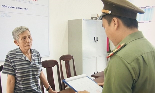 Deux detenus a Phu Yen pour activites anti-etatiques presumees hinh anh 1