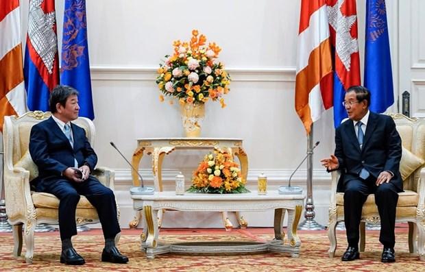 Japon-Cambodge : possibilite d'assouplir les restrictions de voyage liees au COVID-19 en septembre hinh anh 1