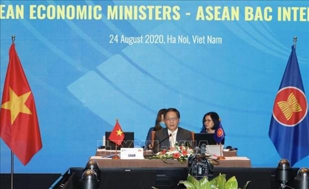 L'ASEAN cherche a promouvoir la reprise post-pandemique hinh anh 1