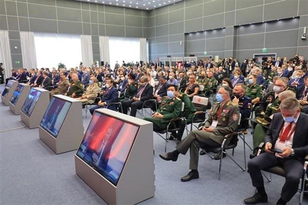 La Russie est un partenaire strategique important du Vietnam hinh anh 1