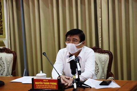 Ho Chi Minh-Ville s'emploie a contenir le Covid-19 et a stimuler l'economie hinh anh 1