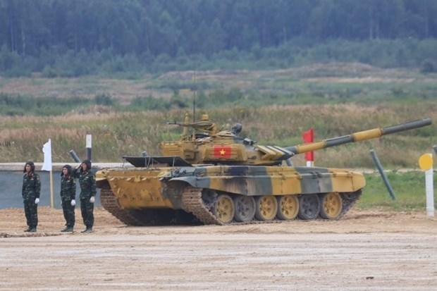Army Games 2020 : le Vietnam remporte la deuxieme place du groupe 2 hinh anh 1