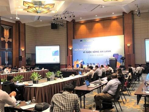 La Semaine des energies renouvelables du Vietnam 2020 debute a Hanoi hinh anh 1