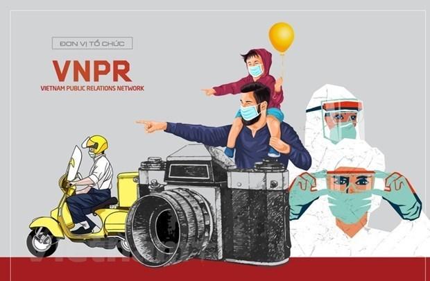 Lancement d'un concours photo sur l'esprit de lutte anticoronavirus au Vietnam hinh anh 1